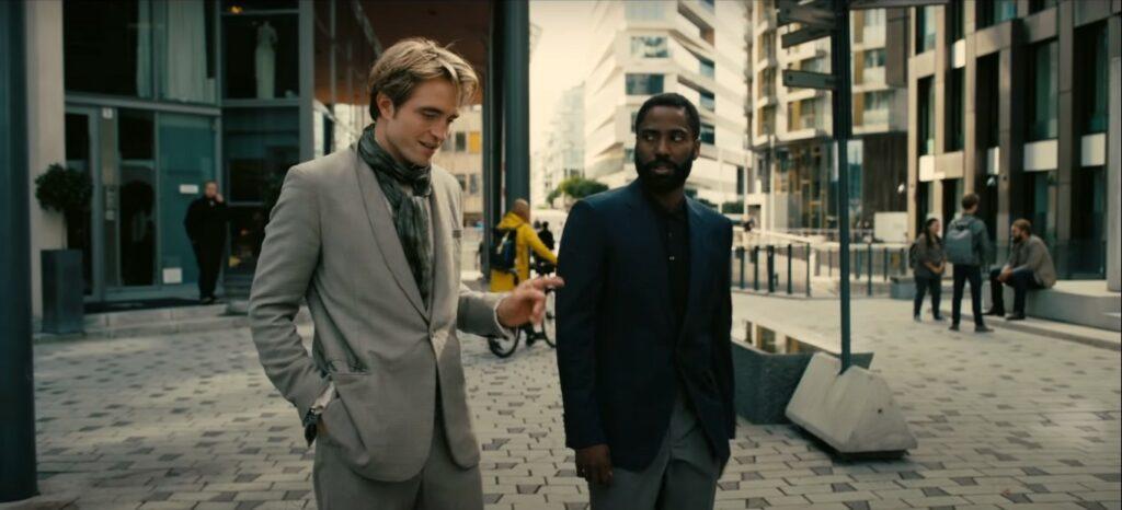 A still from the movie TENET featuring Robert Pattinson and John David Washington-MediaTodayChronicle