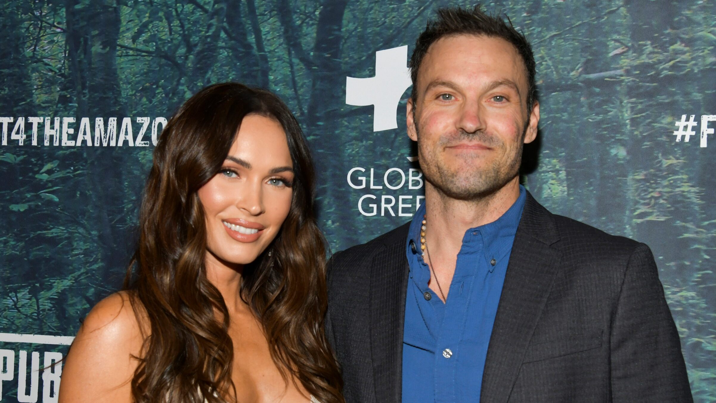 Brian Austin Green had rumors of separation with Megan Fox after Green shared the message of getting bored