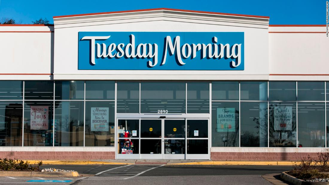 COVID-19 Leads to Bankruptcy of Tuesday Morning and its 230 stores- Impregnable Financial Difficulty