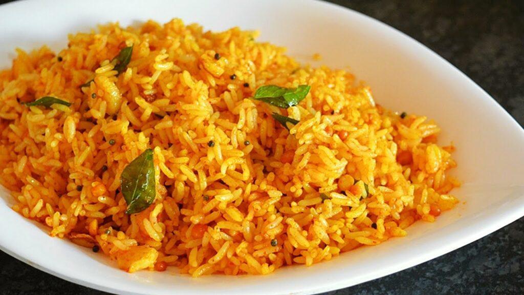 Chili Garlic Rice