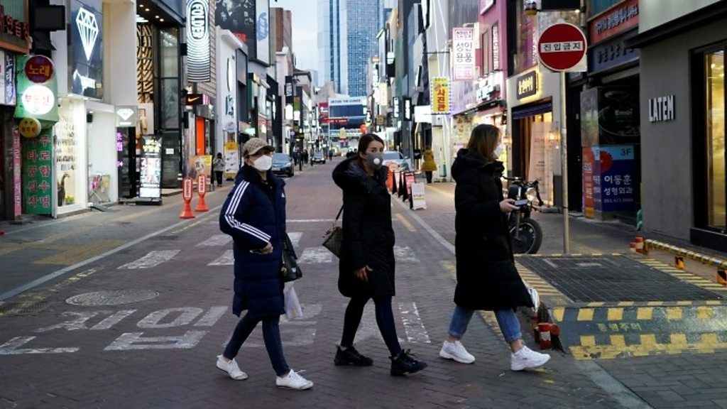 Coronavirus Cases Increased in South Korea after Re-opening