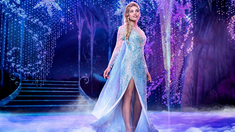 Coronavirus made the shutdown of Frozen the Musical, Broadway