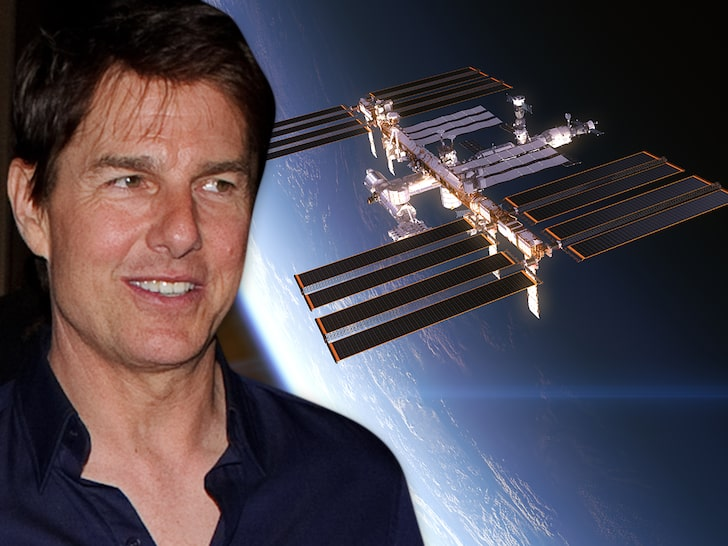 NASA is all set to make a movie on the International Space Station with Tom Cruise