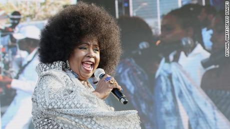 Soul singer Betty Wright died of cancer at the age of 66