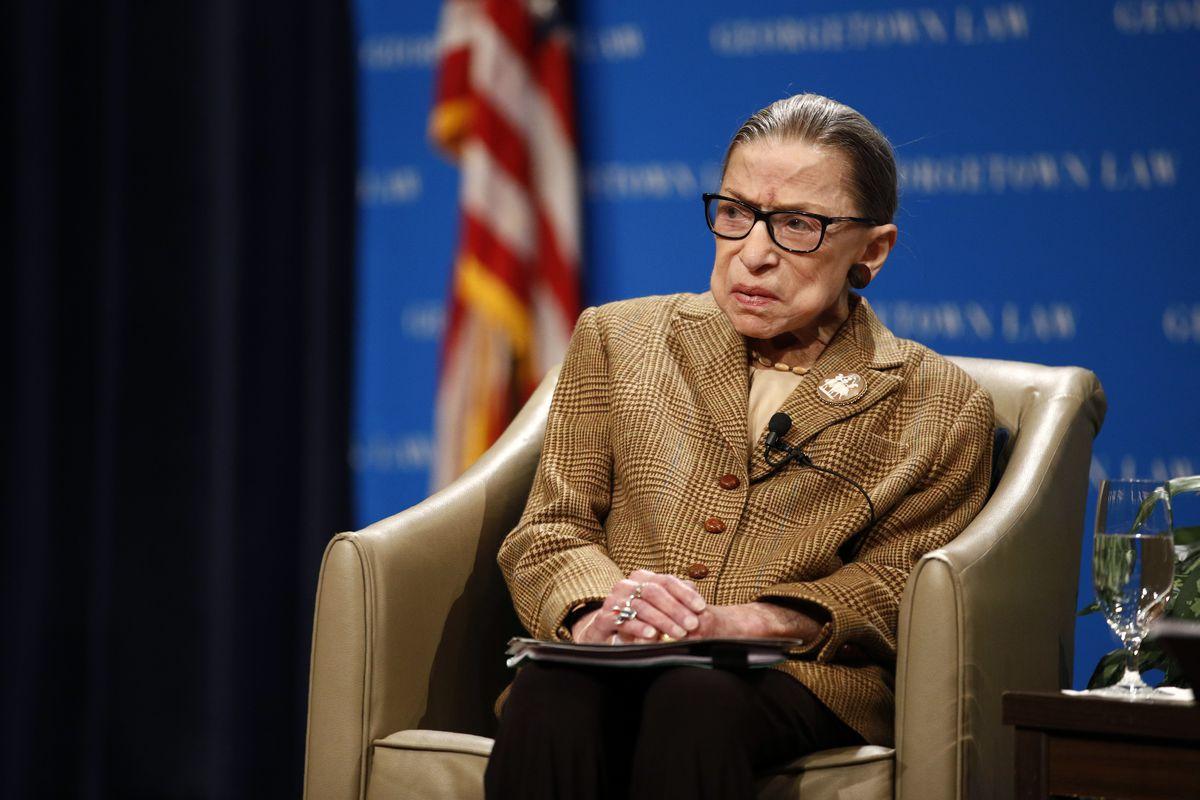 Supreme Court Justice Ruth Bader Ginsberg Hospitalized