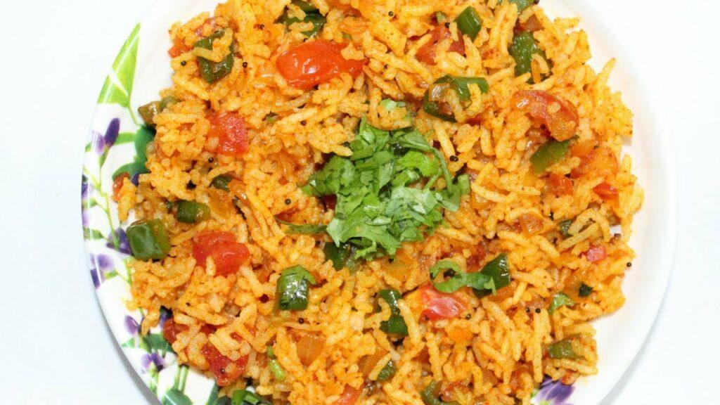 Tadka Rice