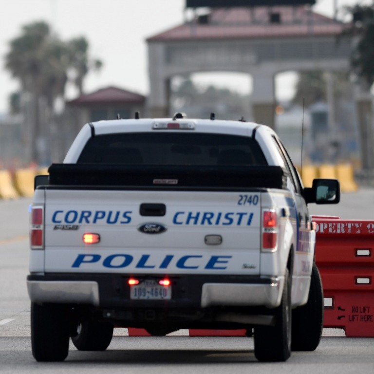 Terrorism shooting at a U.S. Navy base in Corpus Christi