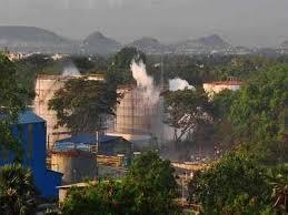 Vizag Gas Leak