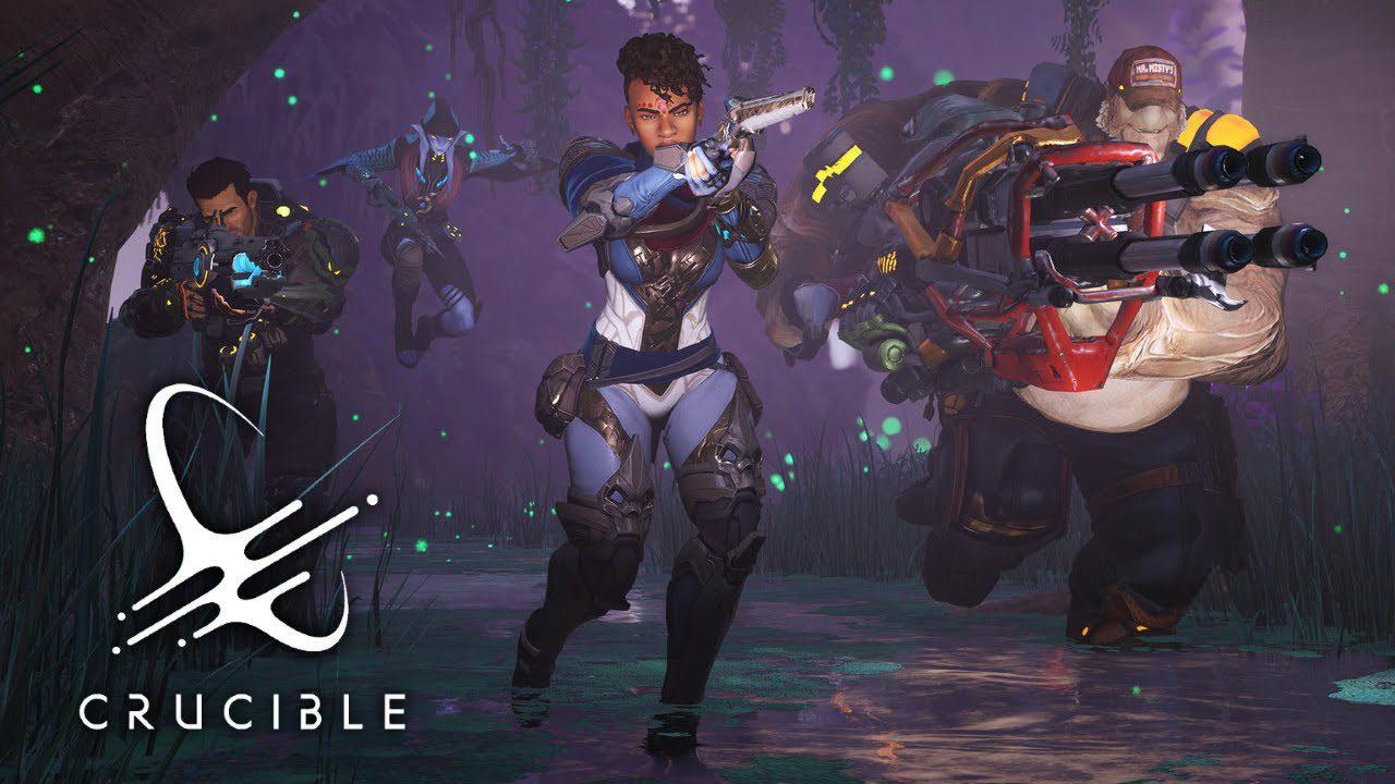 amazon's crucible game