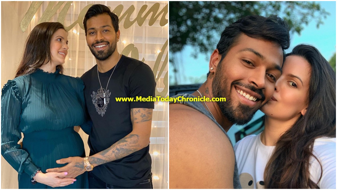 Hardik Pandya to Become Father, Announces Fiancee Natasa Stankovic's Pregnancy