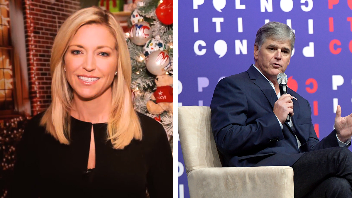Ainsley Earhardt and Sean Hannity who are President Allies and Prime Time Host of Fox News are reportedly Dating