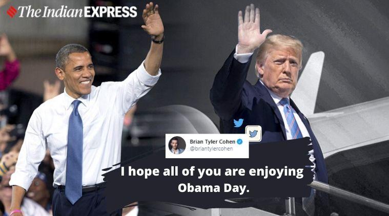 #AllBirthdayMatters trending on Twitter on Donald Trump's Birthday