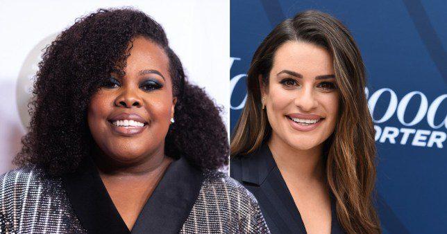Amber Riley, Iqbal Theba, Heather Morris Replied to 'Glee' co-star Lea Michele