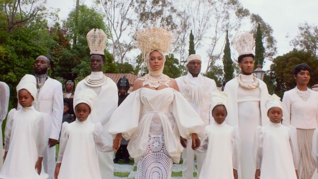Beyoncé Announces a New Visual album titled Black Is King