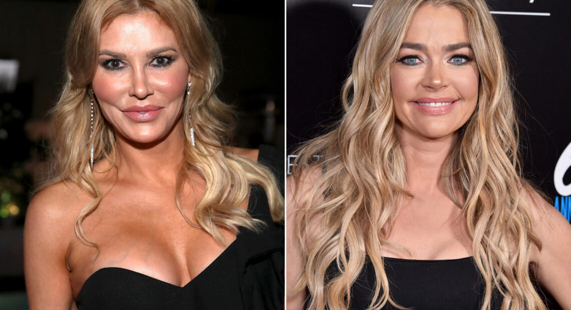 Brandi Glanville Claims She Had A Steamy Affair With Denise Richards