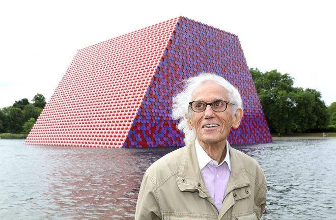 Famous For His Monumental Works Of Art, Christo Dies At 84