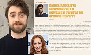 Daniel Radcliffe Supports the Trans Community in Response to J.K. Rowling's Transphobic Tweets