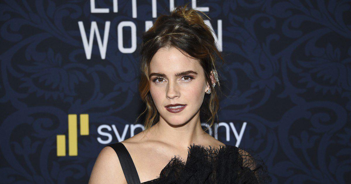 Emma Watson joined #BlackoutTuesday Initiative on Instagram
