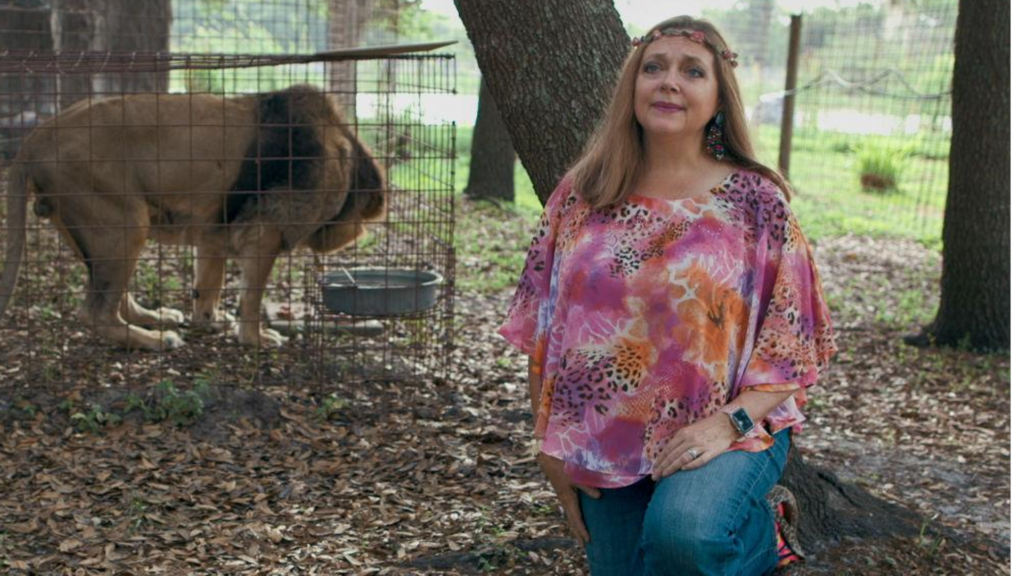 Exotic Zoo is Now in Control of Carole Baskin