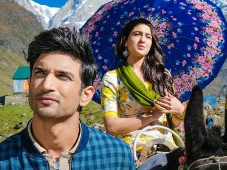 Kedarnath- Movie of Sushant Singh