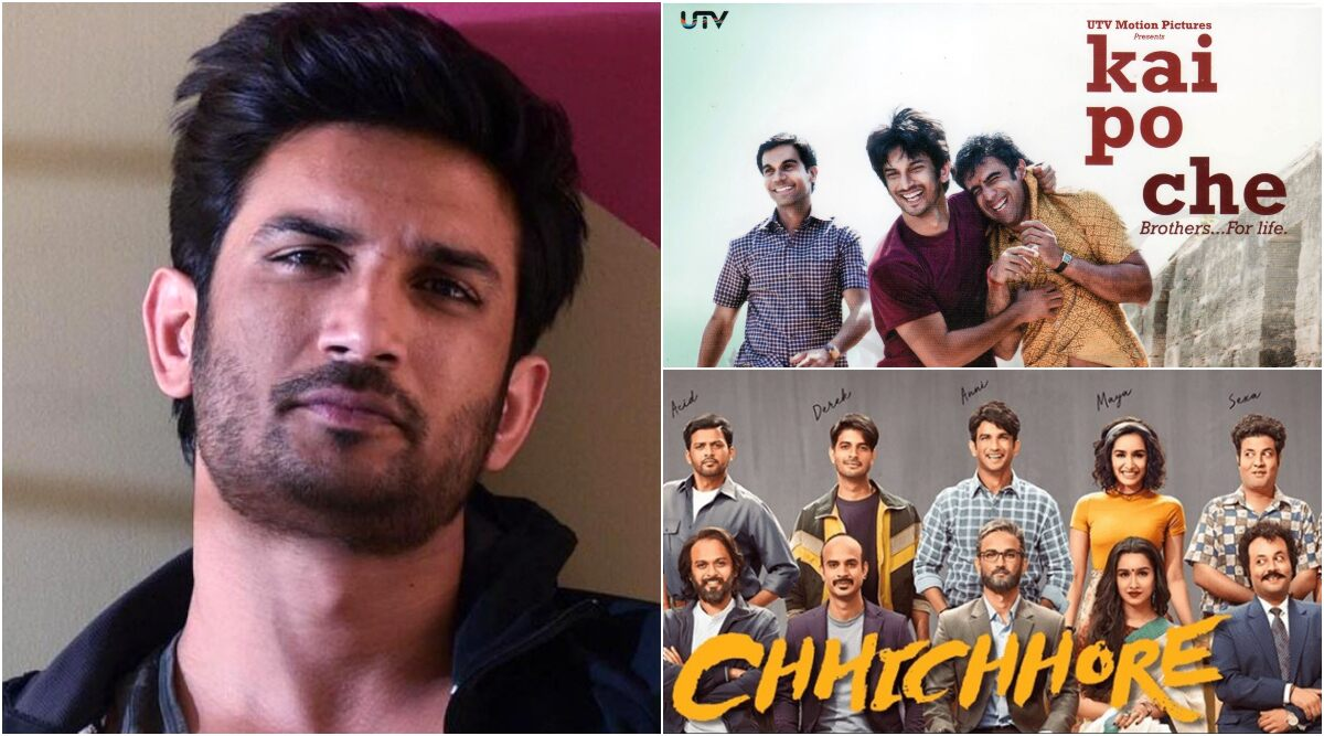 From Kai Po Che to Chhichhore must-watch movies of Sushant Singh Rajput'