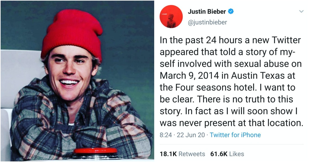 Justin Bieber Accused of Sexually Assaulting 2 Women