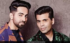 Karan Johar tried to ignore Ayushmann Khurrana as a star- Revealed in His Book-The breaking Code
