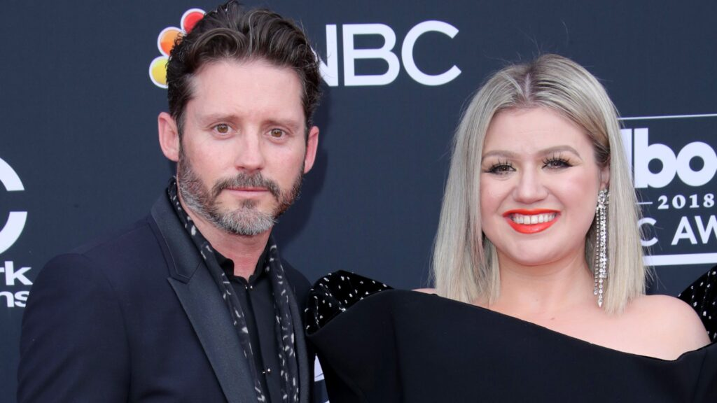 Kelly Clarkson is parting her ways from her husband Brandon Blackstock