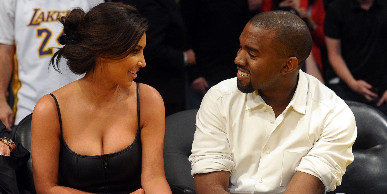 Kim Kardashian Shares Adorable Throwback Images to Celebrate Kanye West's Birthday