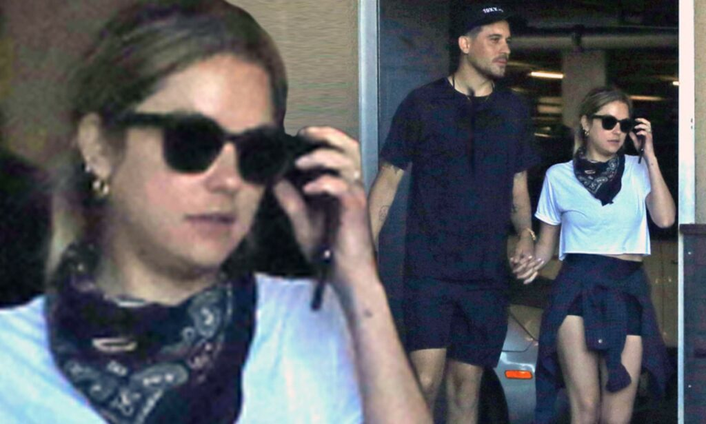 Love is in the Air- Ashley Benson and G-Eazy has been seen holding hands together
