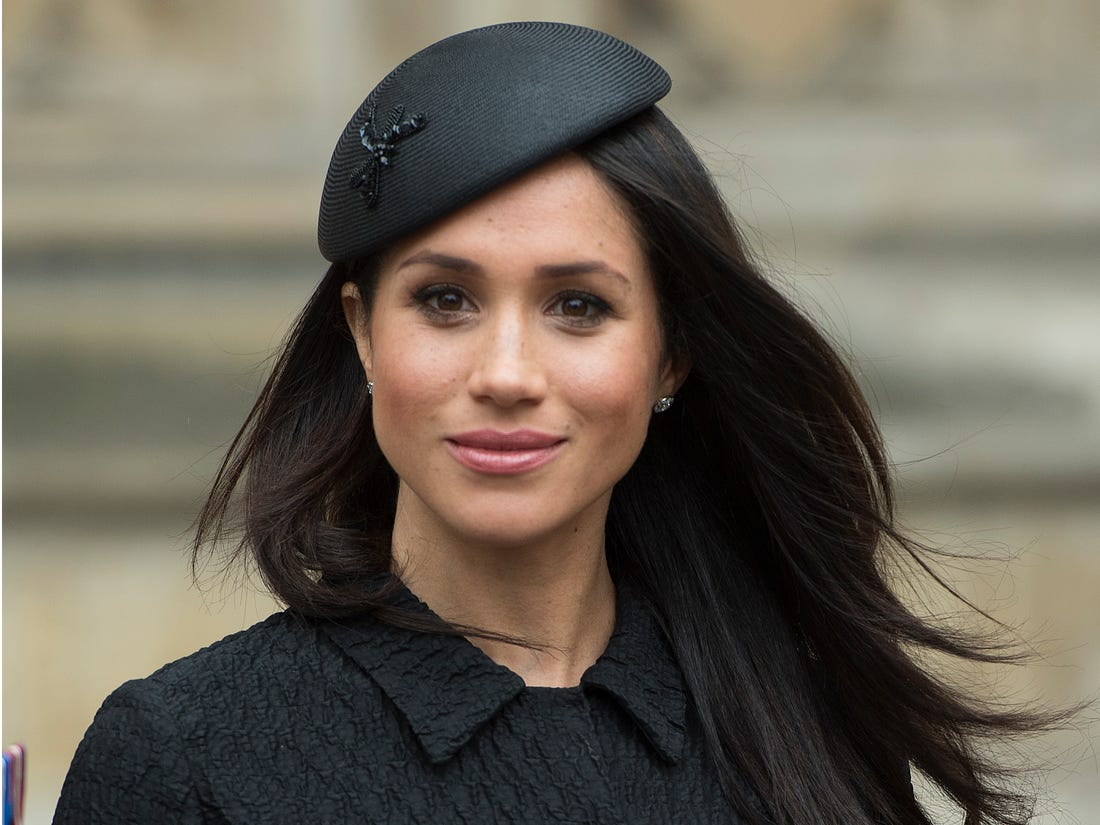 Meghan Markle uses her secret trick which gives her every time a flawless look