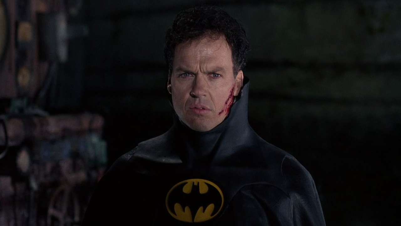 Michael Keaton returning to his role of Batman after 30 years