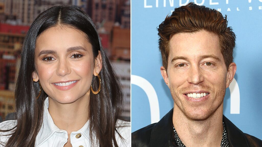 New Official Couple on Instagram Shawn White and Nina Dobrev