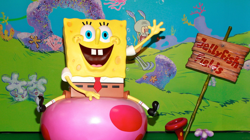 Nickelodeon to celebrate pride have announced that SpongeBob SquarePants is LGBTQ+
