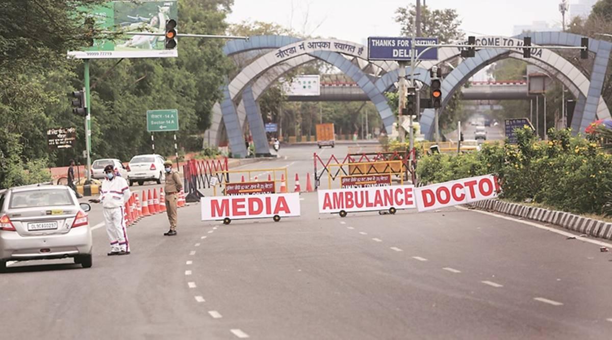 Noida-delhi-border