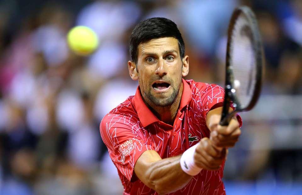 Novak Djokovic Tests Positive for Coronavirus While on Controversial Adria Tour