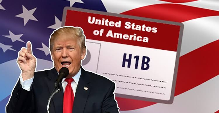 Suspension of H-1B and H-4 visa by President Donald Trump till this year-end