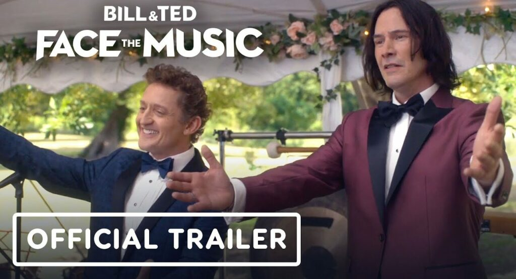 The first trailer has released for Bill & Ted's Comedy Series- Face the Music