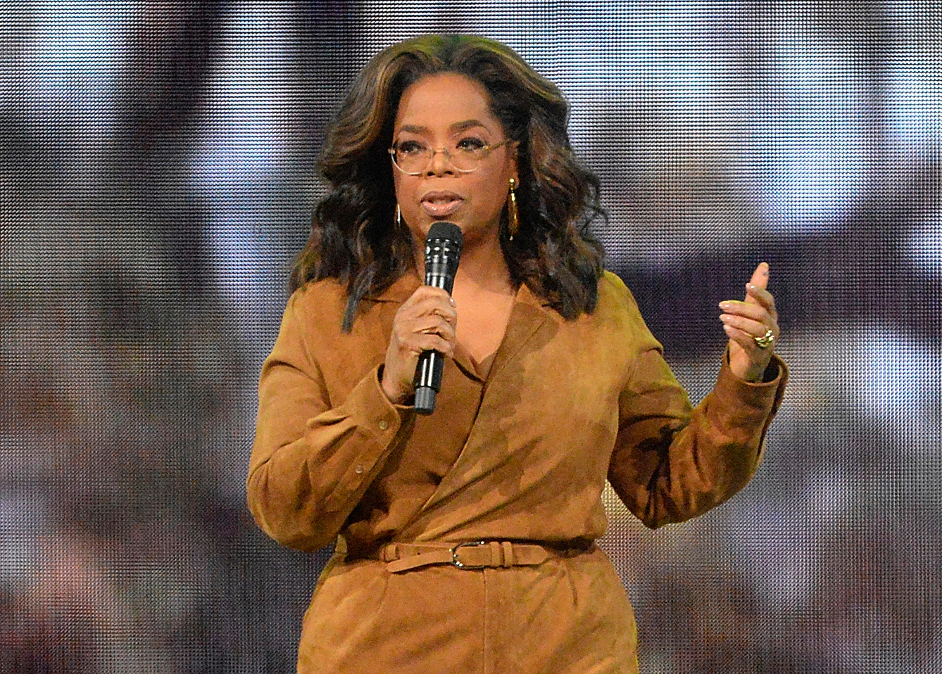 This Week Oprah Winfrey Hosting a Town Hall on Race with 2 Georgia Leaders