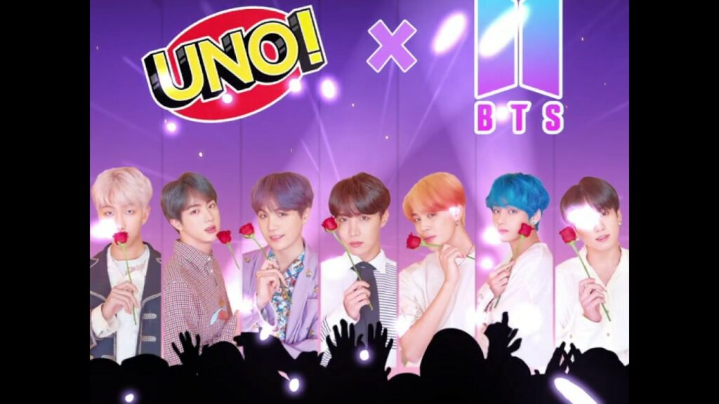 'UNO! Mobile' taken over by BTS for their Limited In-Game Event