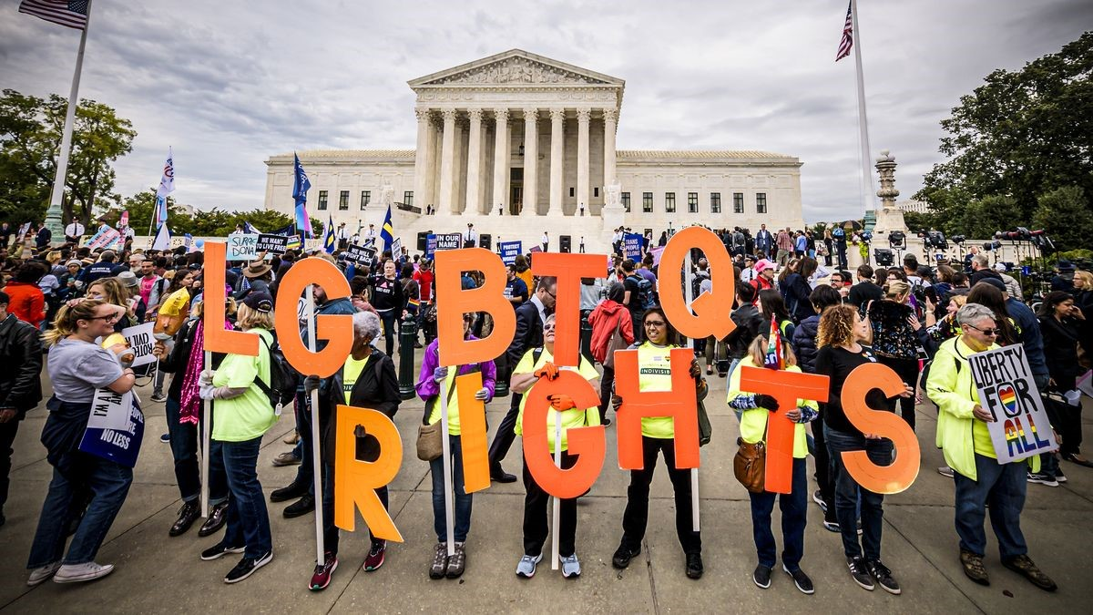 Victorious Decision by Supreme Court on LGBTQ Rights
