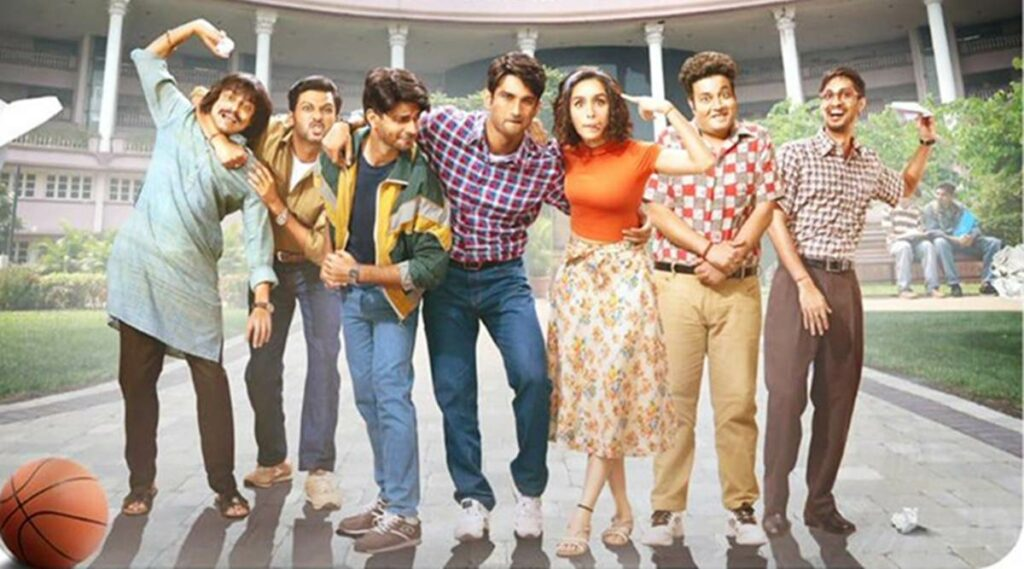 The last Movie of Sushant Singh Rajput- Chhichhore