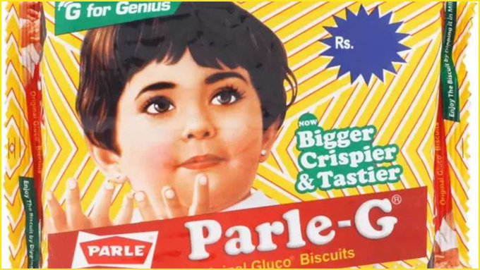 """Parle-G records best sales in 8 decades. """"G for Genius"""""""