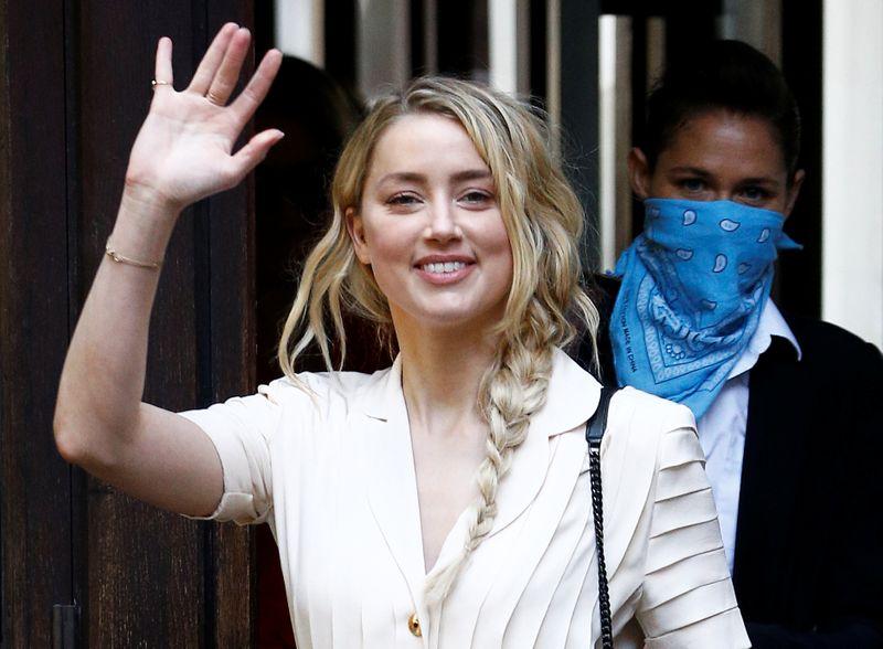 Amber Heard Tells Court She Feared Johnny Depp Would Kill Her