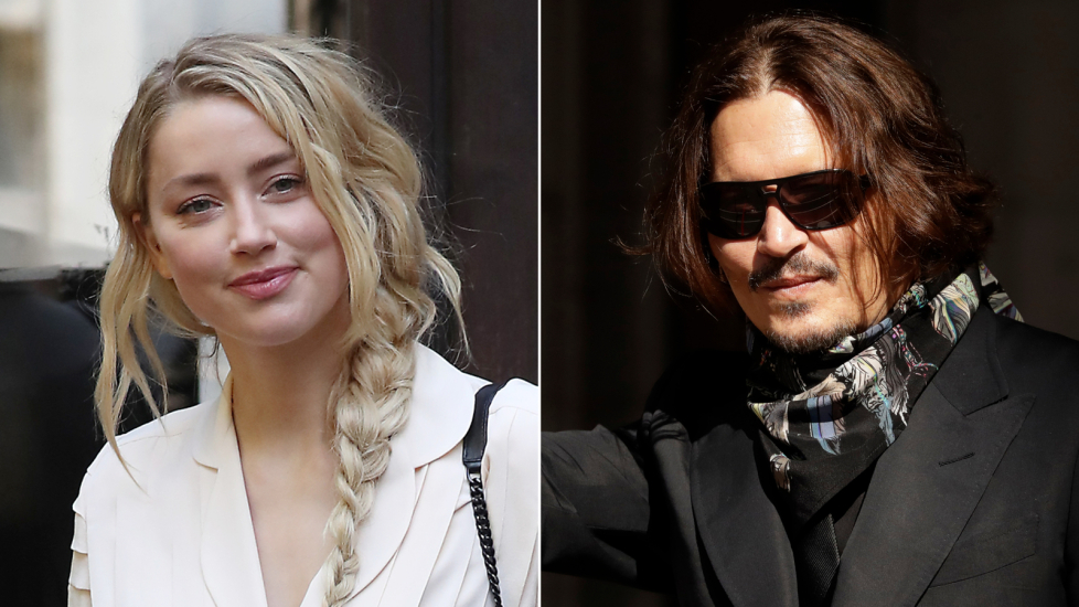 Amber Heard disclosed her Ex-husband Johnny Depp threatened to kill her