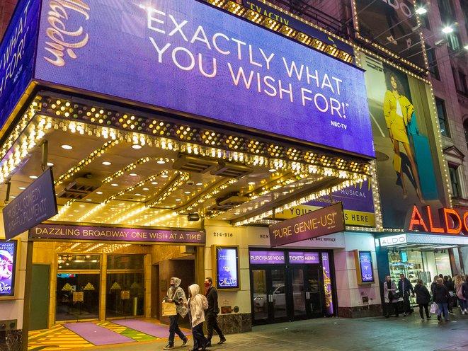 Broadway's Coronavirus Shutdown and Continue Until January 2021