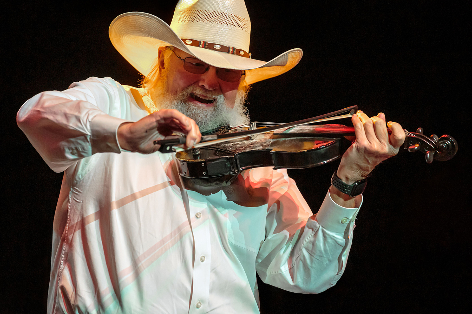 Charlie Daniels, who sang 'The Devil Went Down to Georgia,' died at age of 83