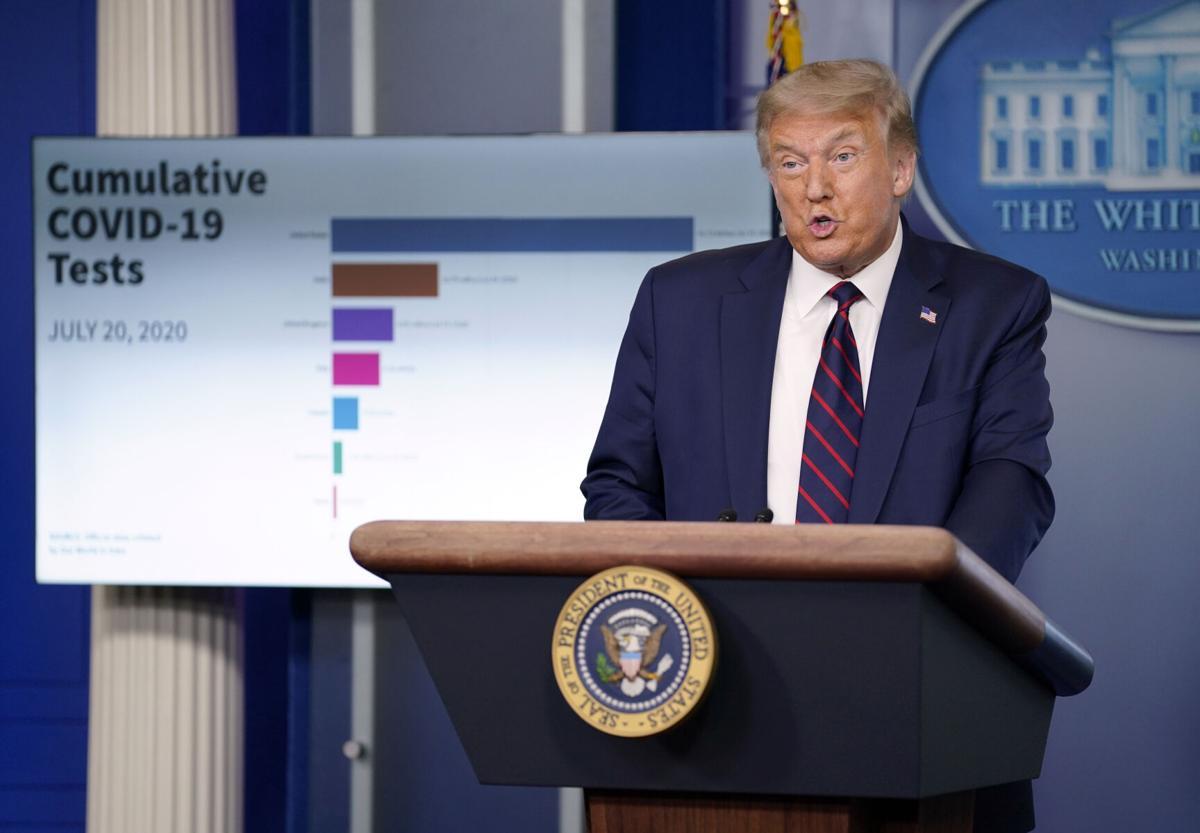 Coronavirus: Trump says the virus will get worse in the U.S.