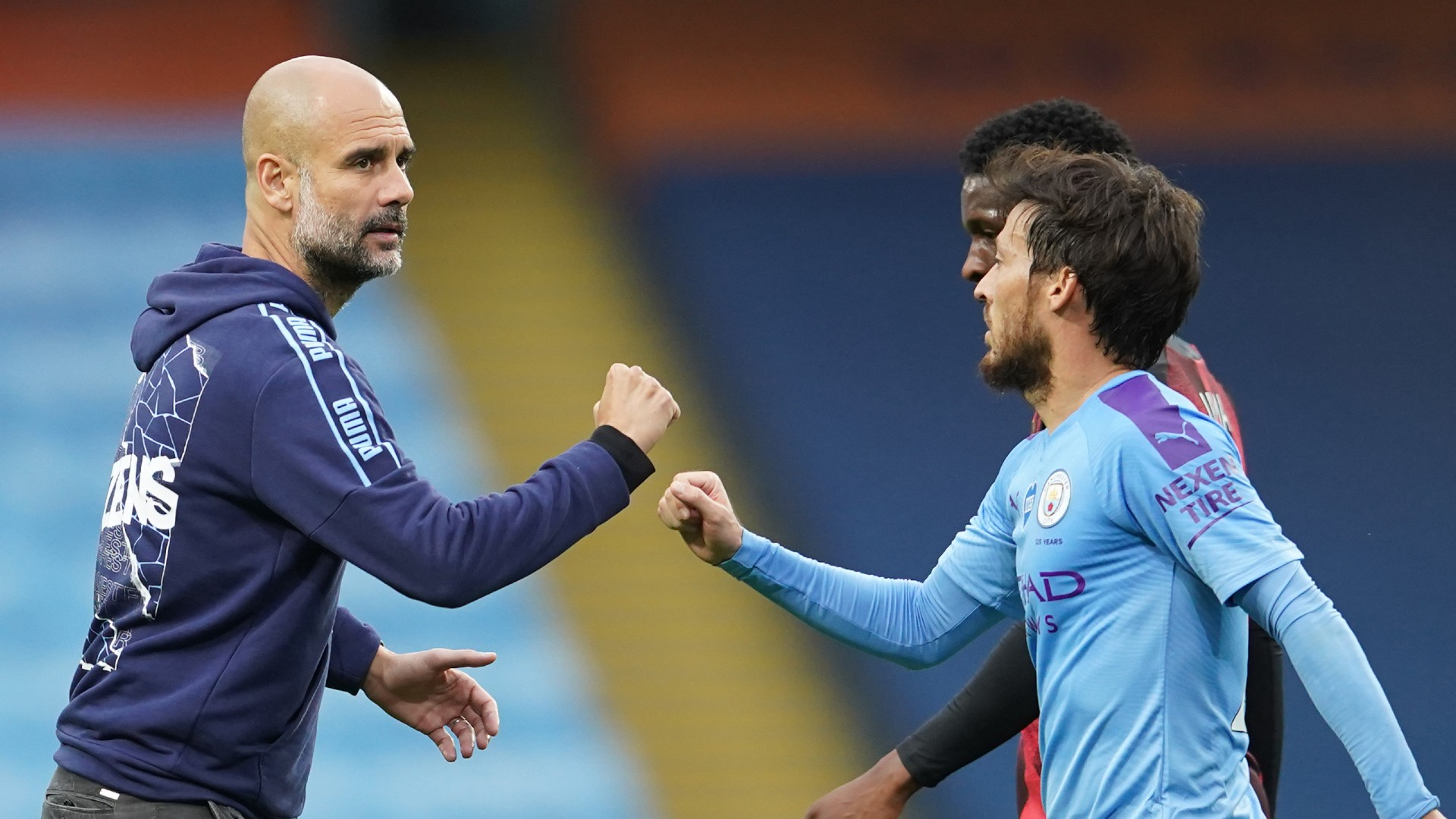 David Silva had reflected his emotions in Manchester City at final Premier League