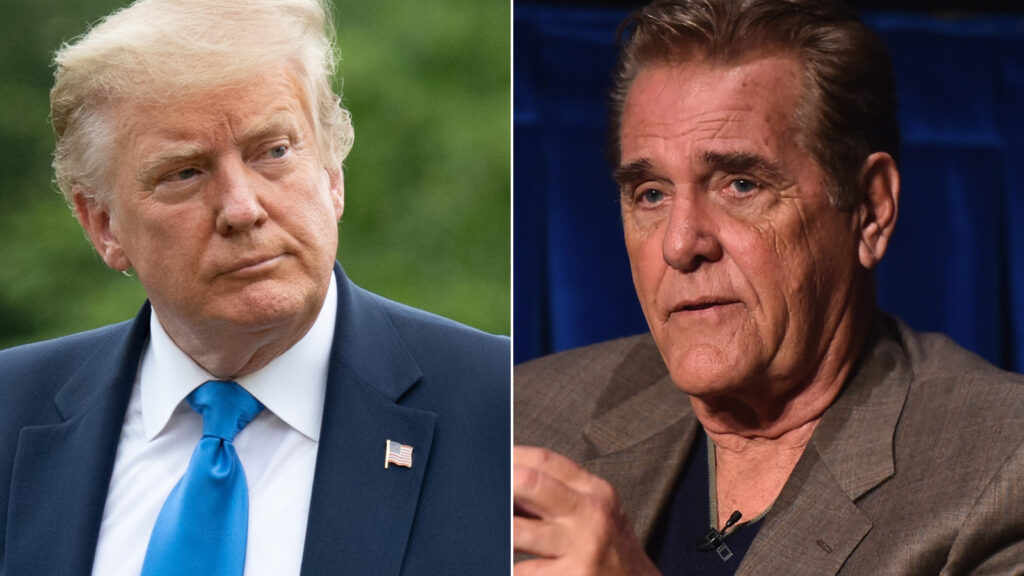Game Show Host Chuck Woolery Left Twitter After Son Tested Positive for COVID-19